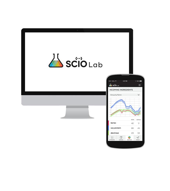 SCiO Lab