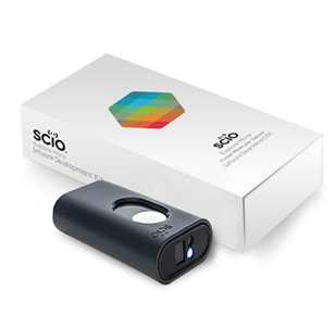 SCiO Molecular Sensor and Packaging